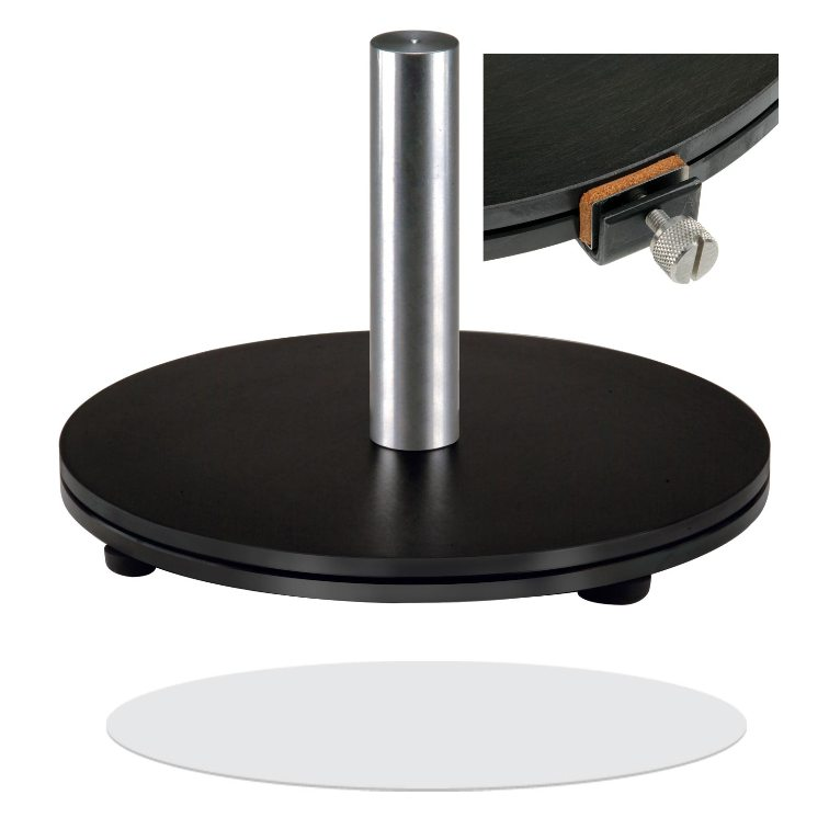 Turntable Base for GRS Low Profile Vise