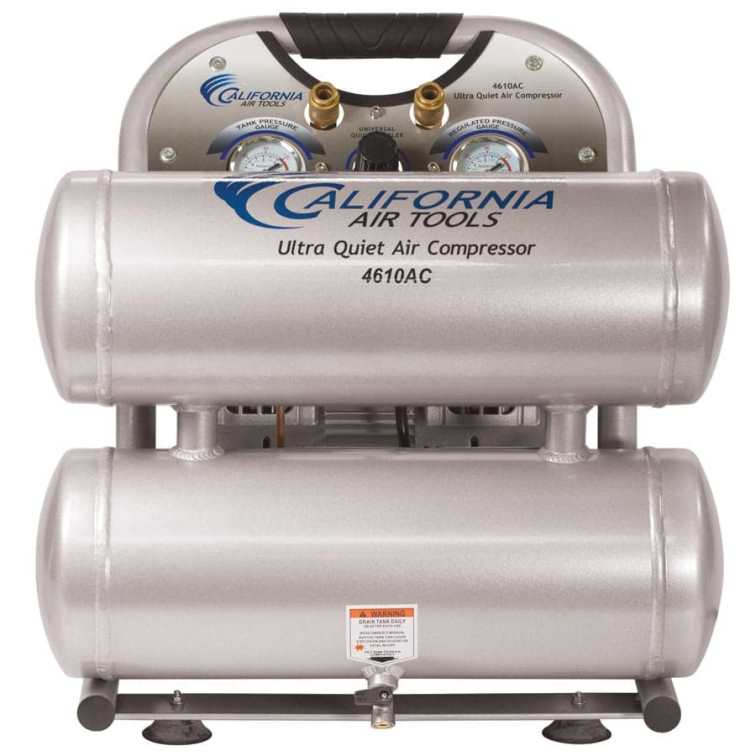 California Air Ultra Quiet Air Compressor