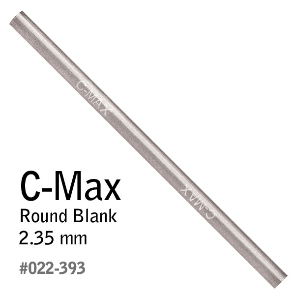 2.35mm C-Max Carbide Round Blank