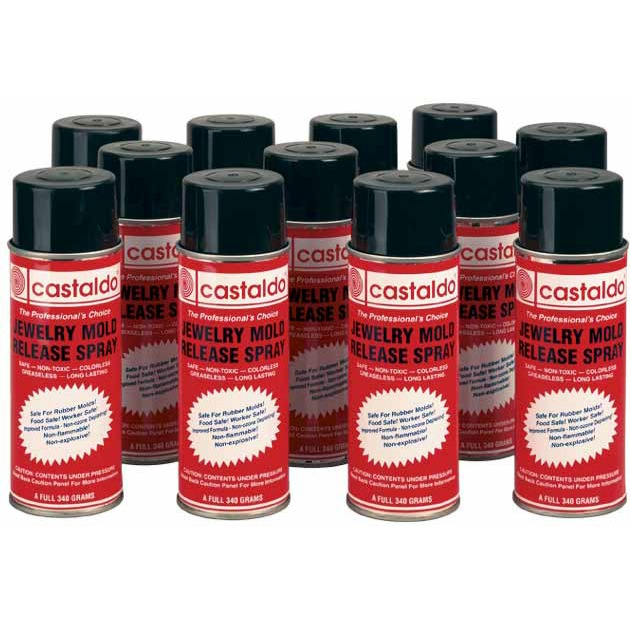 Castaldo Mold Release Spray
