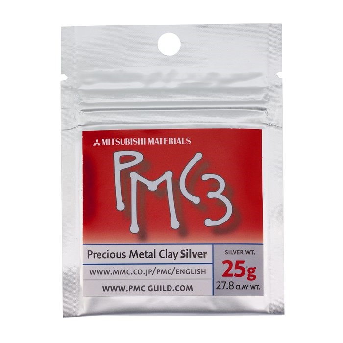 PMC3 Silver Clay - 25 grams