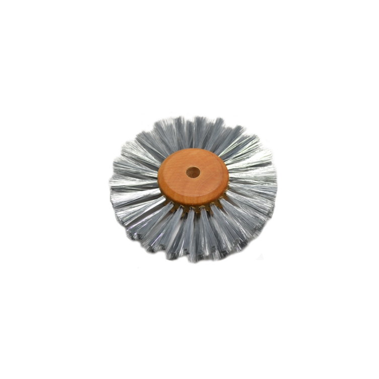 Lightly Crimped Steel Wire Wheel Brush