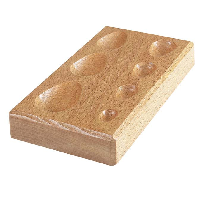 Pear Shape Wood Shaping Block