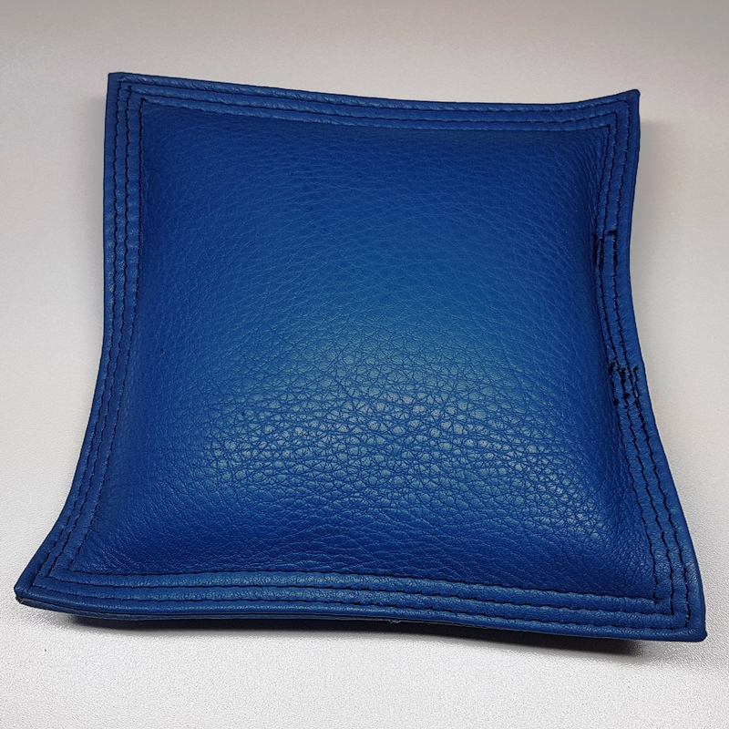 Square Leather Sandbag