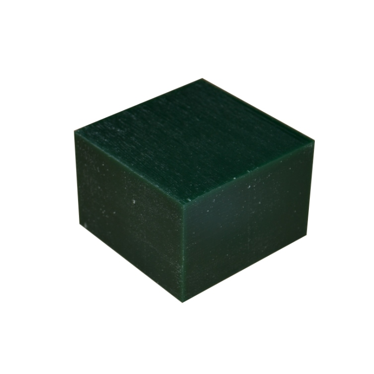 Ferris File-A-Wax Green Square Bar