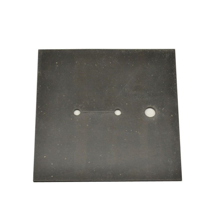 Black Rubber Pad for Investing