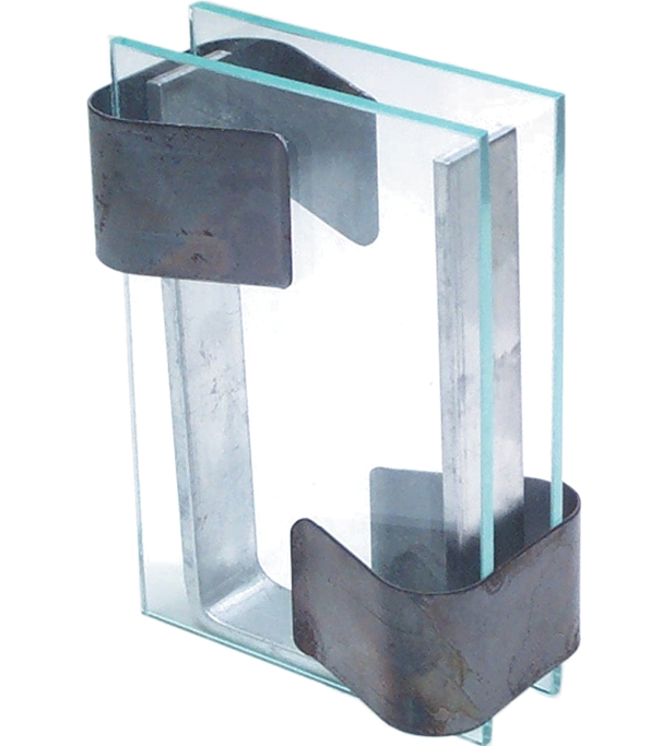 Glass Mold Frames for See-Through Compound