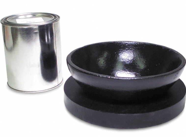 "8"" Diameter Deep Pitch Bowl Set"