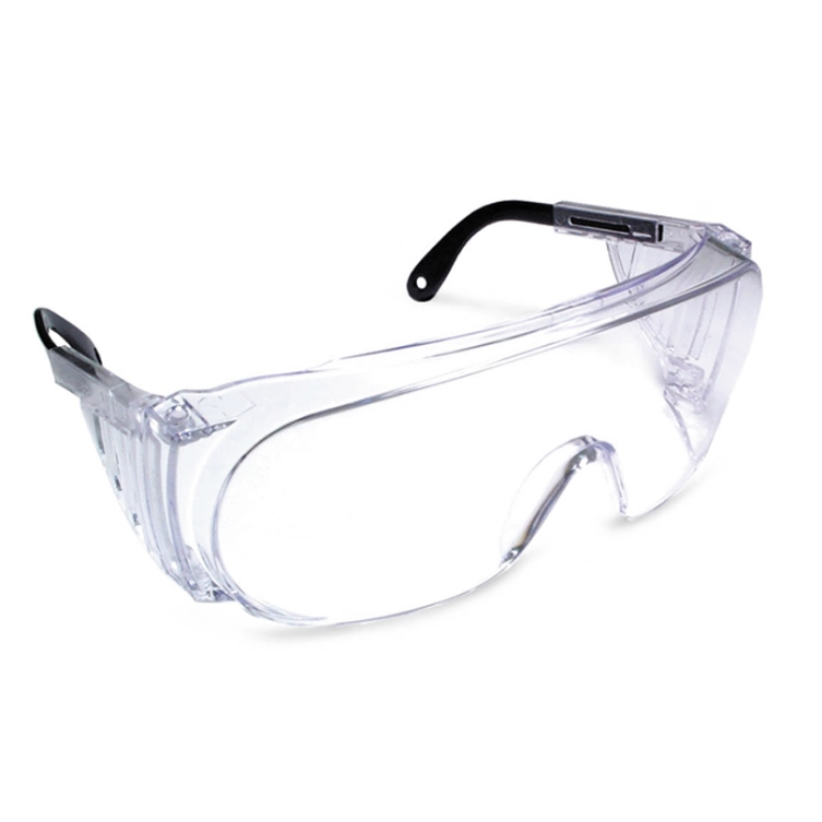 Clear Ultraspec 2000 Safety Glasses