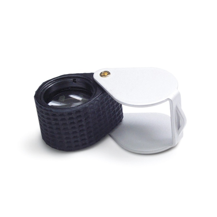 18mm 10X Triplet Loupe with Rubber Grip