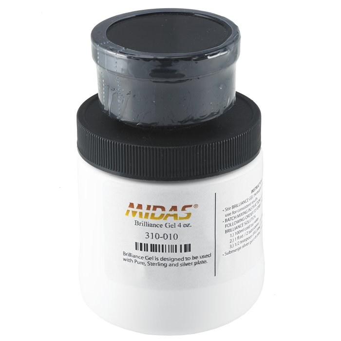 Midas Brilliance Gel - 4oz