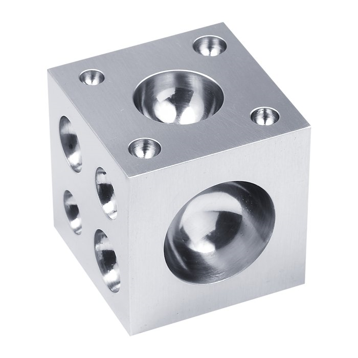 50mm Steel Dapping Cube