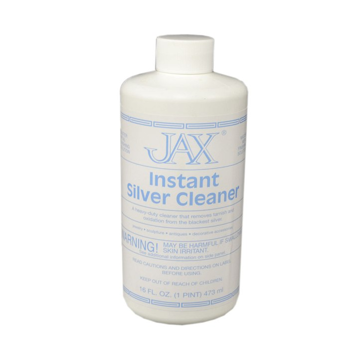 JAX Instant Silver Cleaner