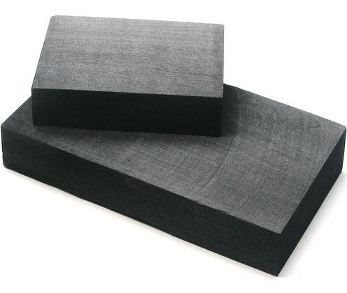 Compressed Charcoal Blocks