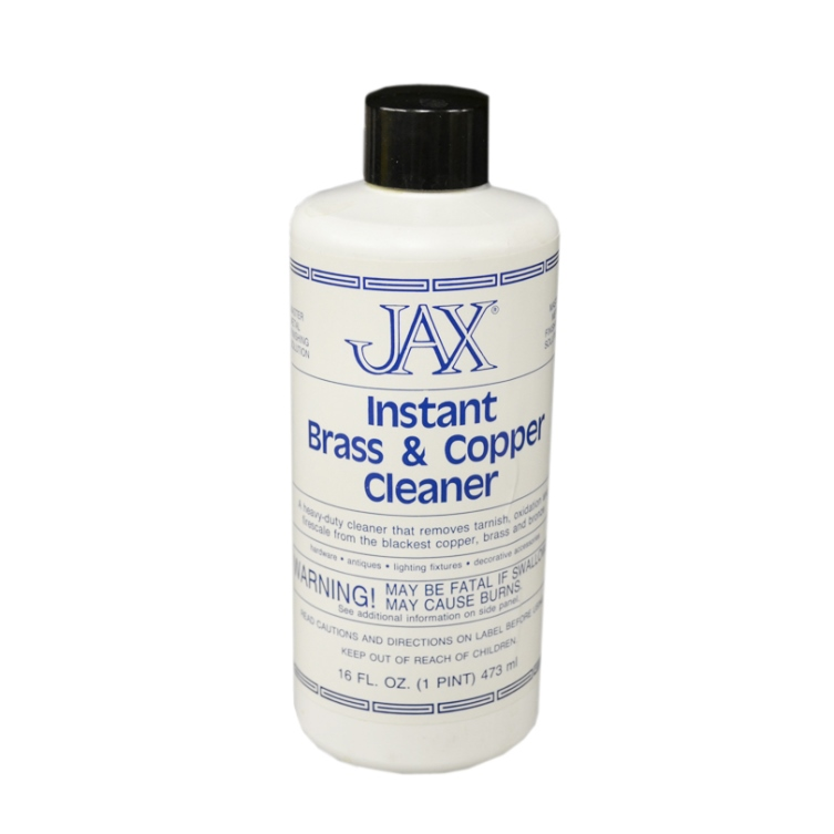 Jax Instant Brass and Copper Cleaner