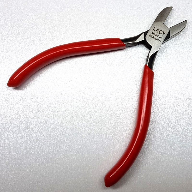 Diagonal Cutter, Red Handle