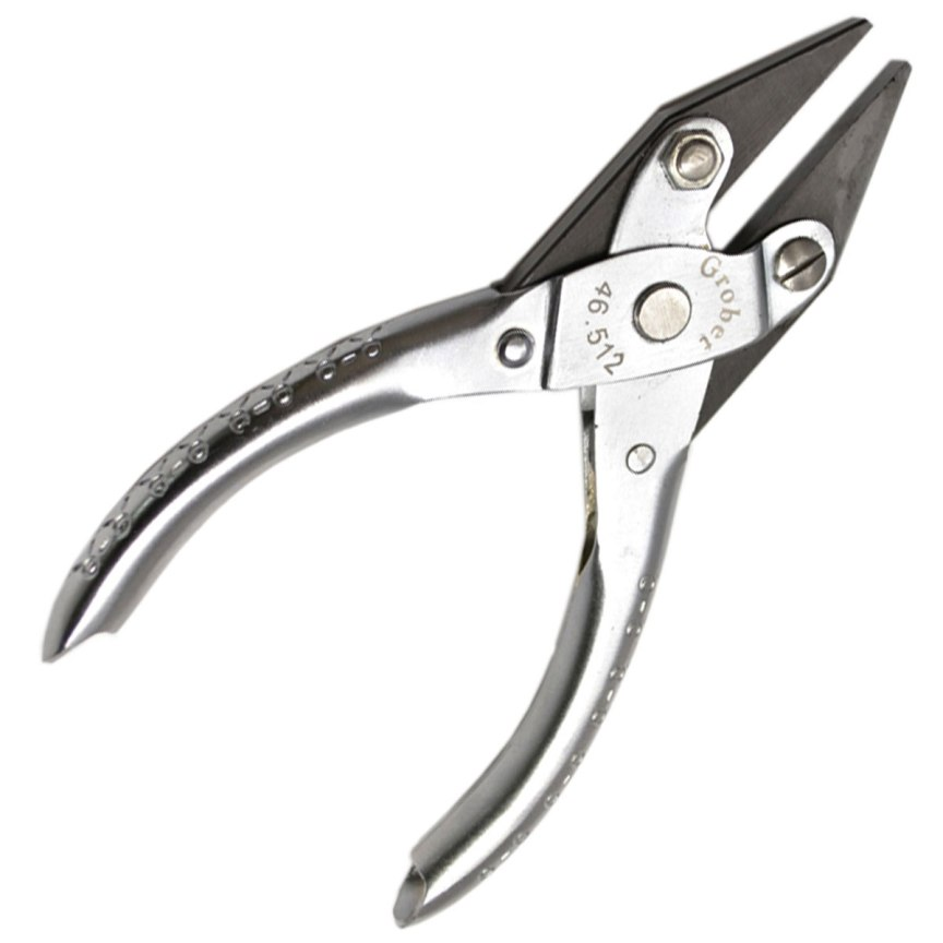 46512 Light Flat Nose Parallel Action Pliers