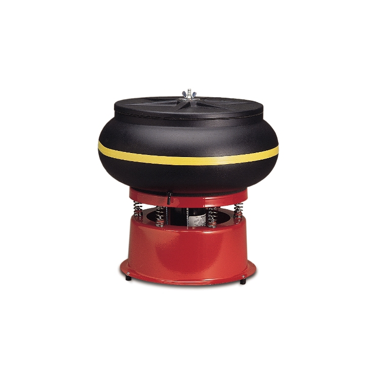 Vibratory Tumbler - 4-3/4 Gallon - Flow-Through Capable