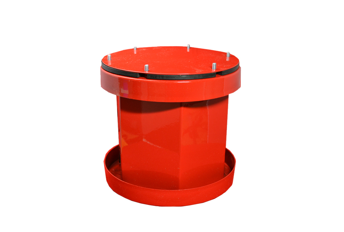 Replacement Barrel for Heavy Duty Tumbler