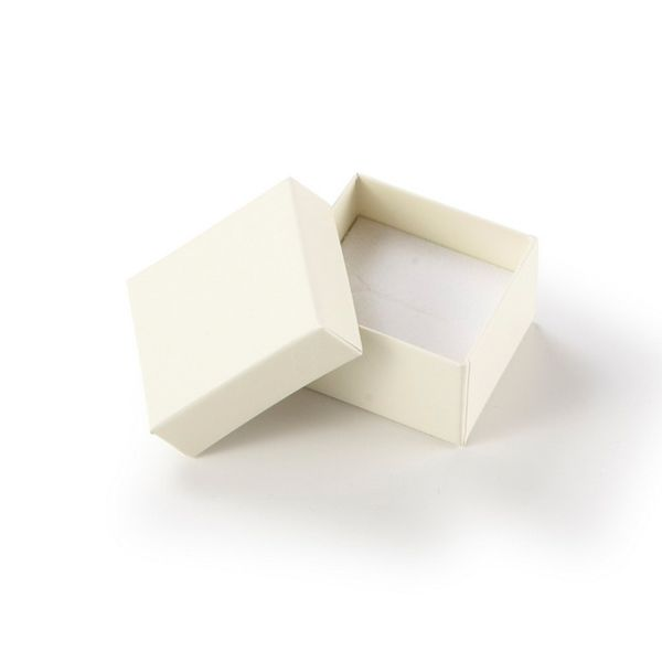 Cream Ring Box - Case of 100