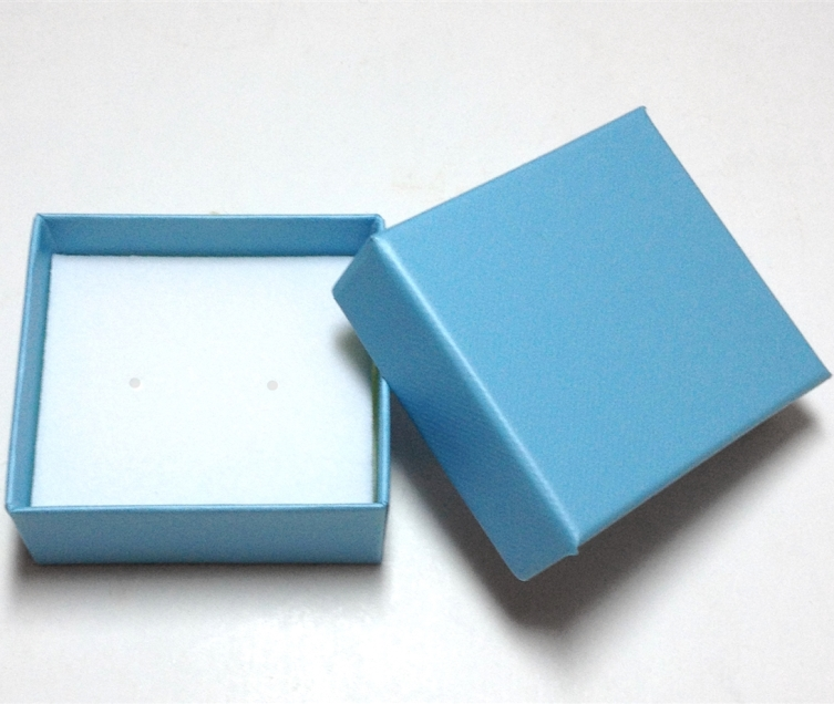 Robin Blue Earring Box - Case of 100