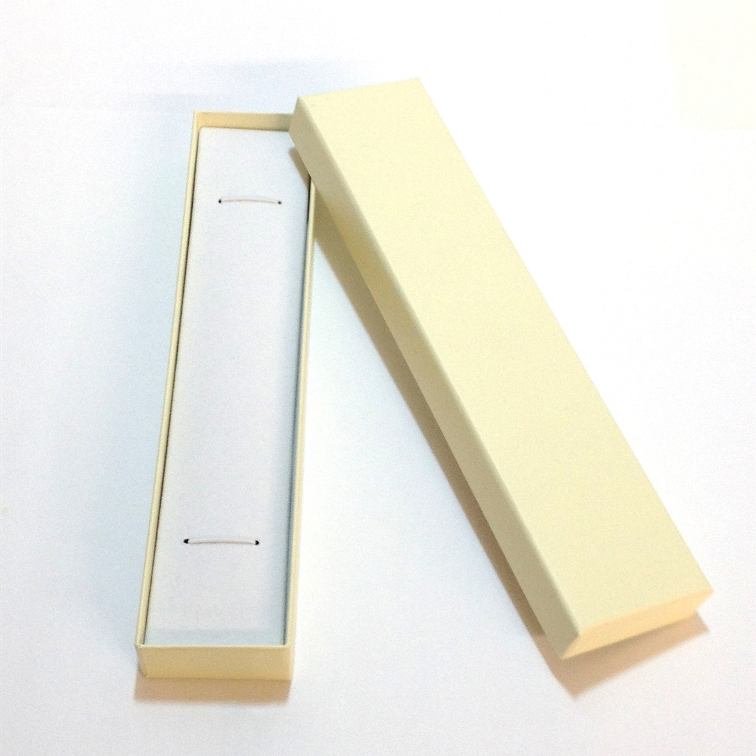 Cream Bracelet Box - Case of 50