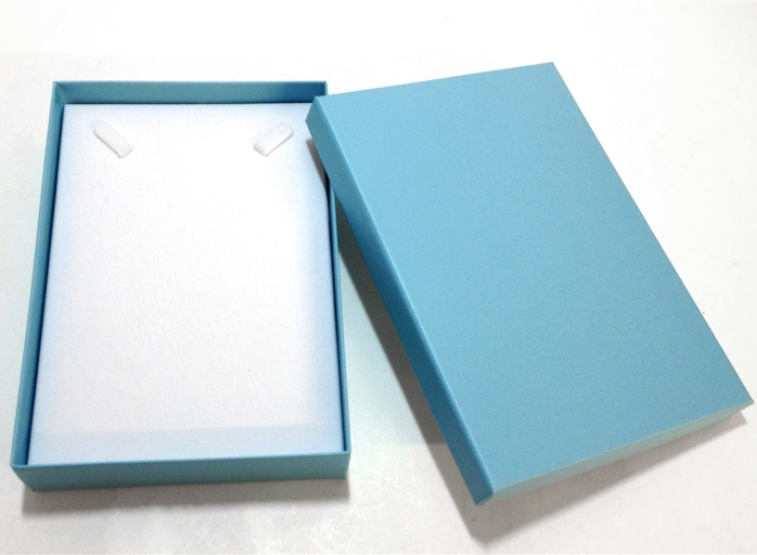 Robin Blue Necklace Box - Case of 20