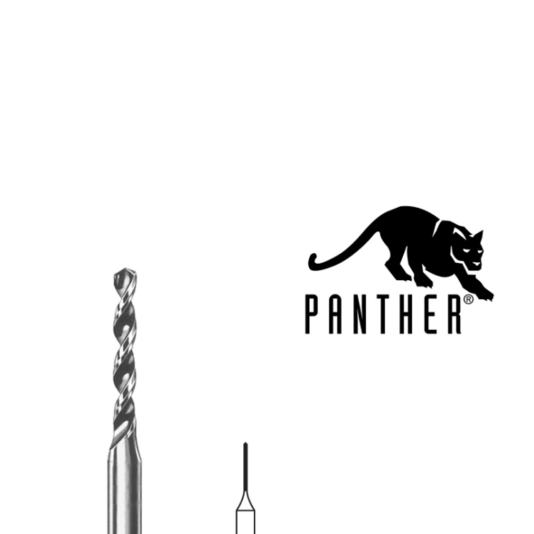Panther Carbide Twist Drills