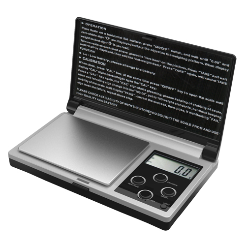 AWE 300g x 0.01 Digital Pocket Scale