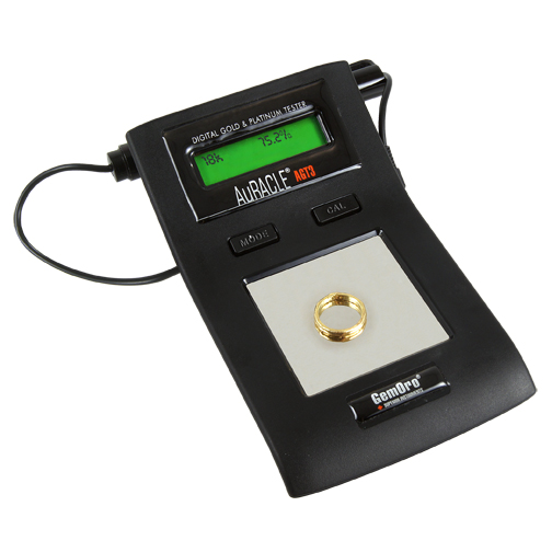 AuRACLE AGT3 Digital Gold & Platinum Tester