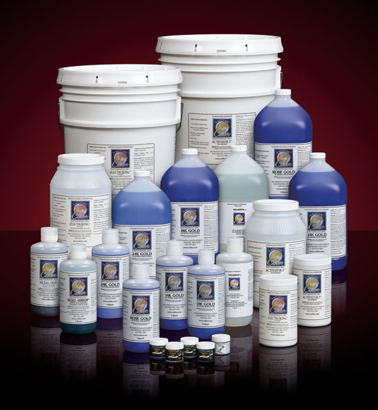 Cohler Earthcoat Cyanide-Free Plating Solutions