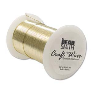 Anti-Tarnish Wire Gold