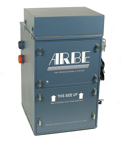 ARBE 1 HP Dust Collector