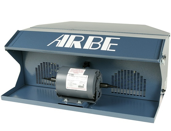 Arbe Large Double Spindle Polishing Unit
