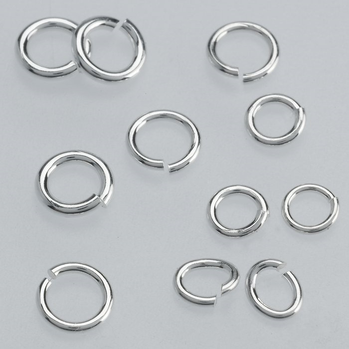 Jump Rings and Split Rings