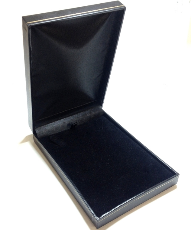 LV7 Black Cartier Style Necklace Box