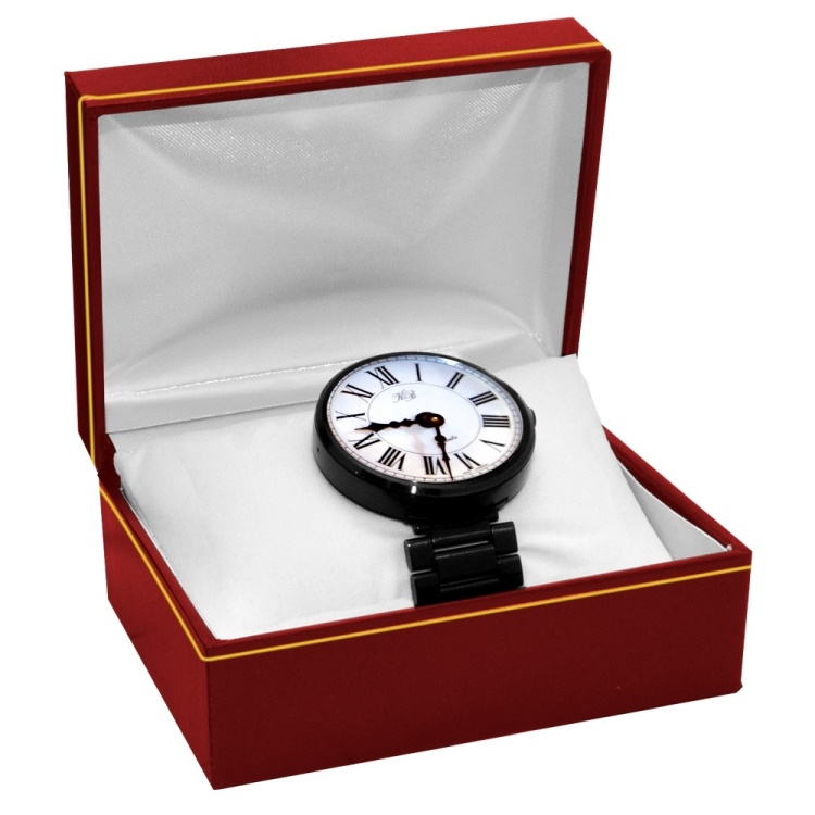 LW9 Red Cartier Style Watch Box
