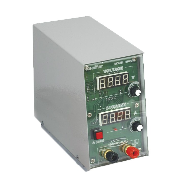 PEPE 10 Amp Digital Rectifier