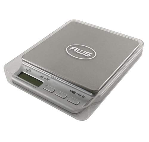 SC501 Digital Pocket Scale