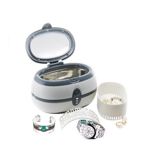Mini Ultrasonic Cleaner - 600ml Tank