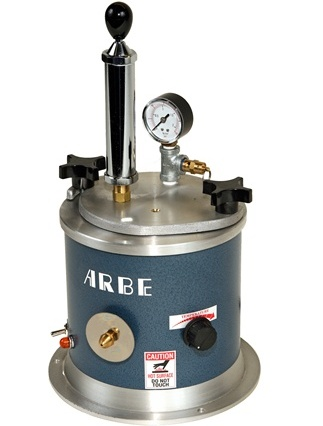 Arbe Wax Injector with Handpump, 1-1/3 Quart