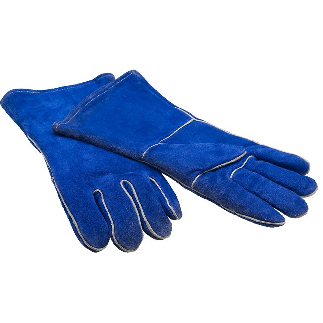 Blueshield Leather Welding Gloves