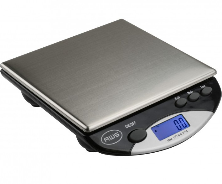 USN1000 WeighMax Bench Scale - 1 kg