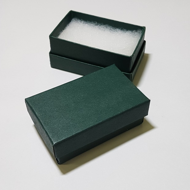 #21 Nested Deep Woods Green - Box of 100