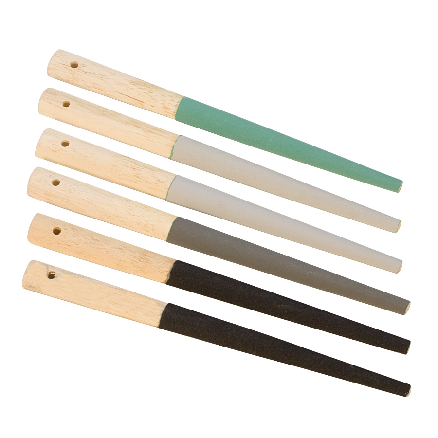Half-Round and Round Sanding Sticks