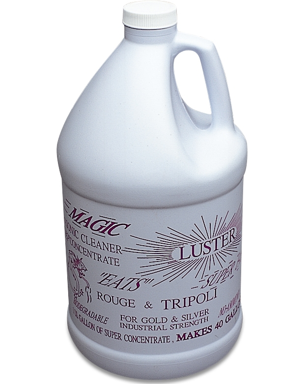 Magic Luster Ultrasonic Cleaning Concentrate - Liquid
