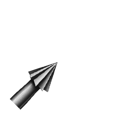 Maillefer 45º Pointed Cone Bur