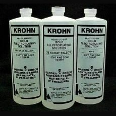Krohn Electroclean Solution - 1 Quart