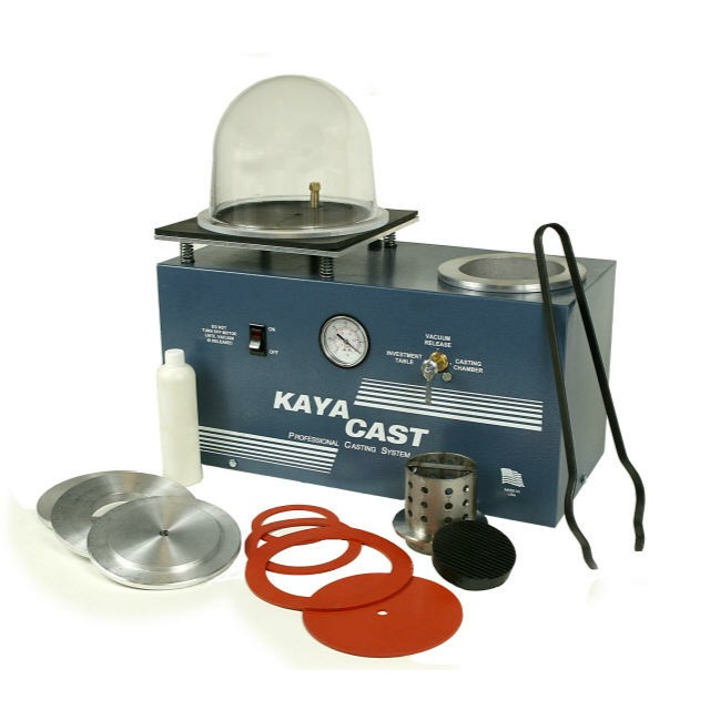 KayaCast Model 10 Table Top Vacuum & Investment Casting Machine