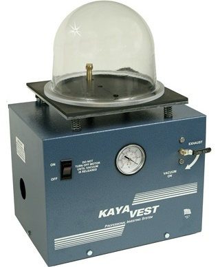 Kaya Vest Vacuum Table
